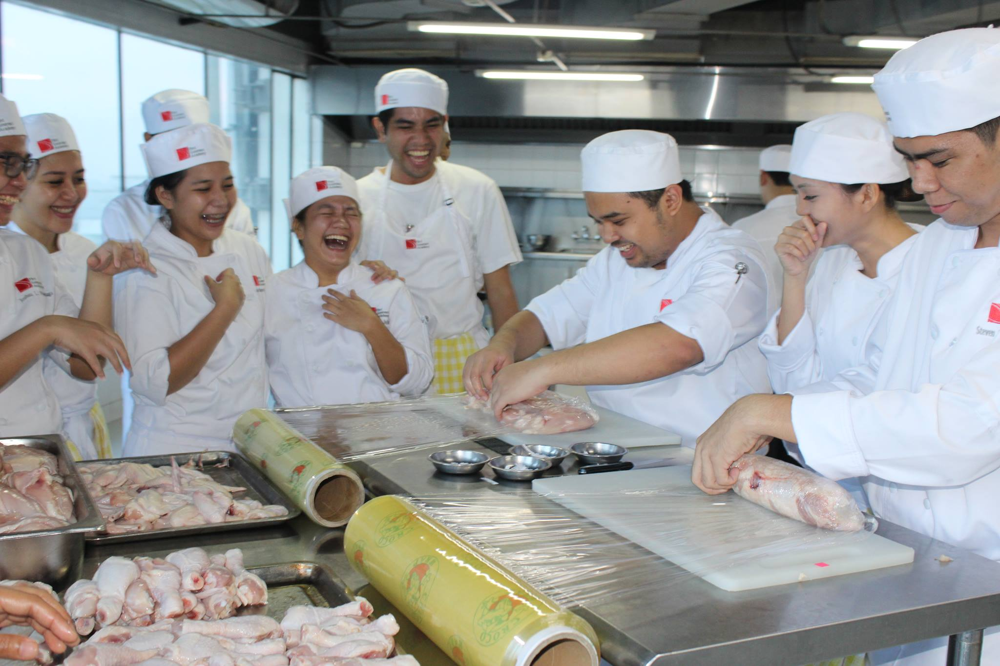 low tuition fee culinary school + first gourmet academy