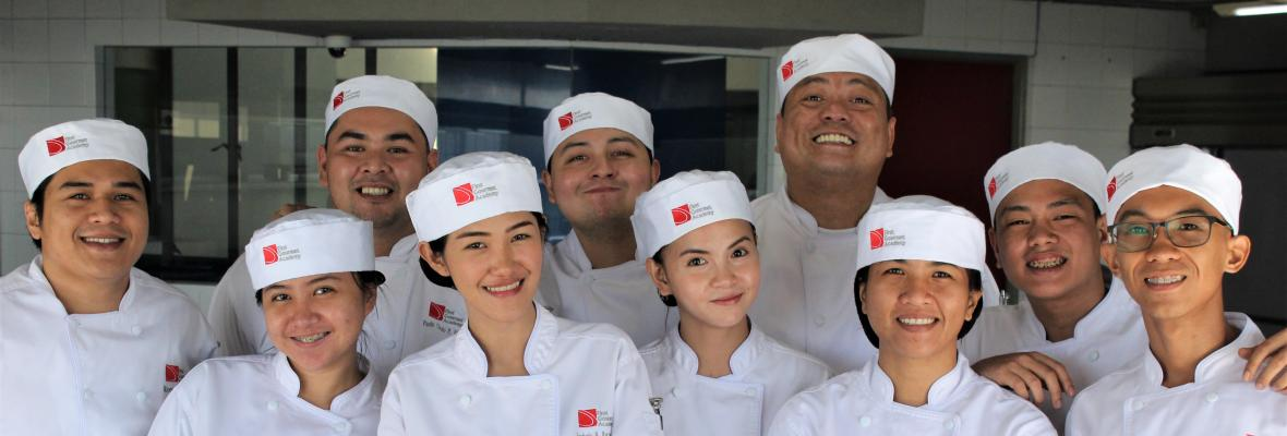 Become a Chef and Live an International Lifestyle