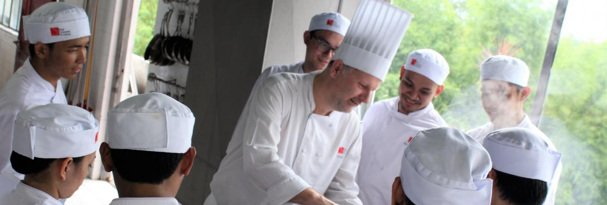 Firing Up Your Passion for Culinary Arts