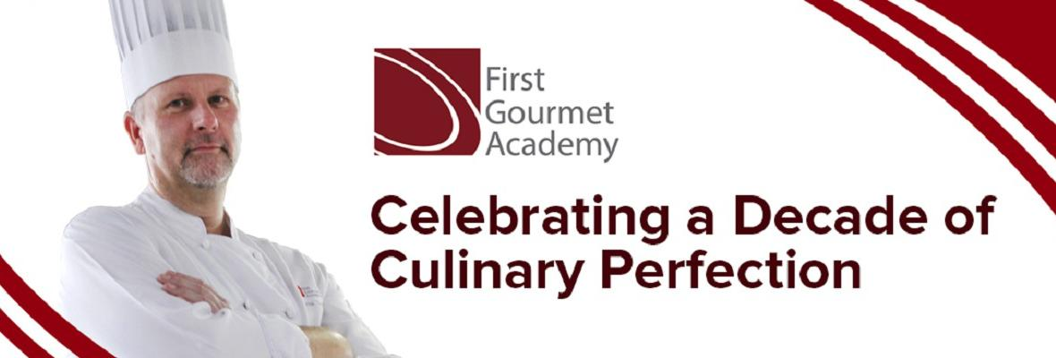 First Gourmet Academy: A Decade Of Sweet Success