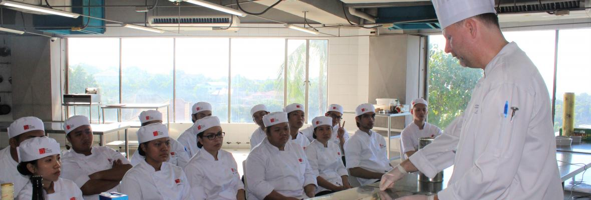 First Gourmet Academy Is The First Culinary School In Quezon City Certified To Offer Ships' Catering NC III (Ships' Cooks)
