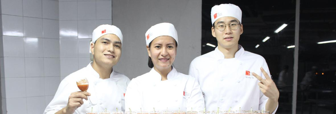 Foreign Students Accepted at First Gourmet Academy